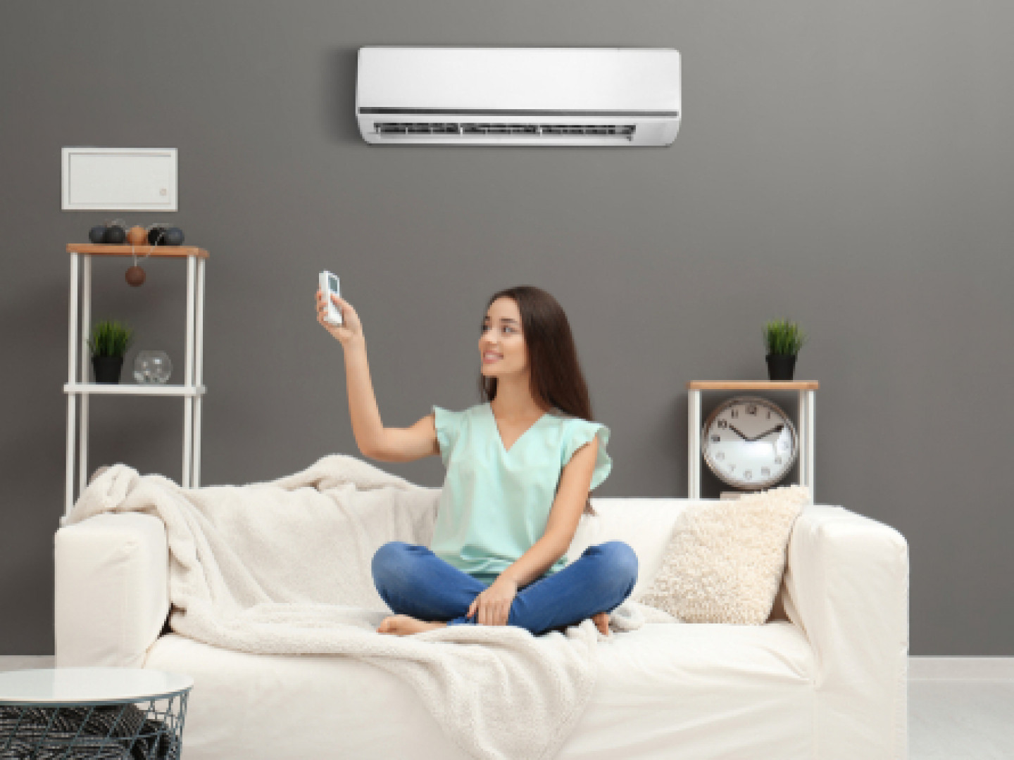 Discover the benefits of a ductless mini-split system